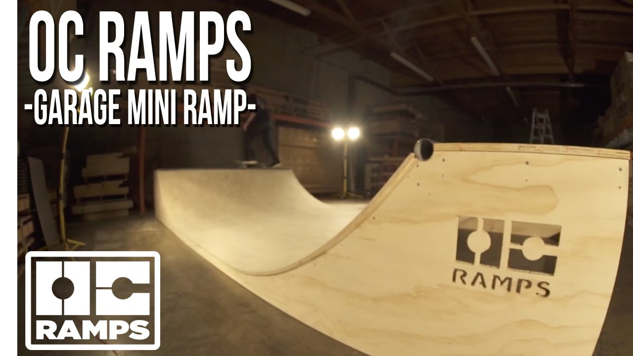 Garage Mini Ramp small halfpipe YouTube – Garage Mini Ramp Plans