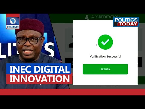 How INEC's Bimodal Accreditation System Will Tackle Electoral Malpractices | Politic Today