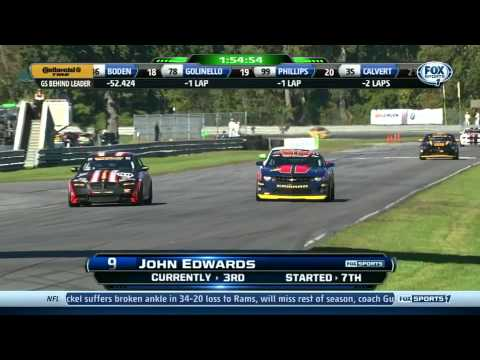 GRAND-AM Championship Weekend Continental Tire Challenge GS Race Highlights