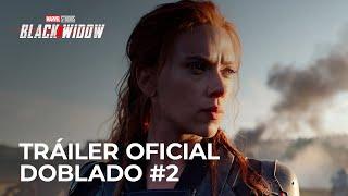 Black Widow de Marvel Studios | Tráiler Oficial #2 [Español Latino DOBLADO]