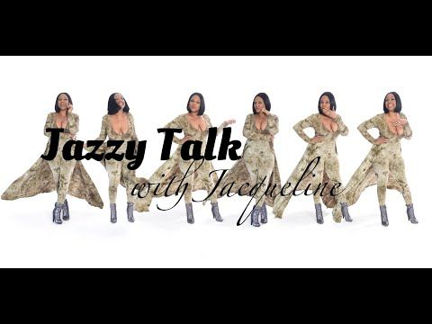 Jazzy Talk  With Jacqueline Live!  April 24