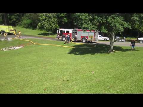 Part 17 - Rural Water Supply Drill - Shelby County, Alabama - May 2016
