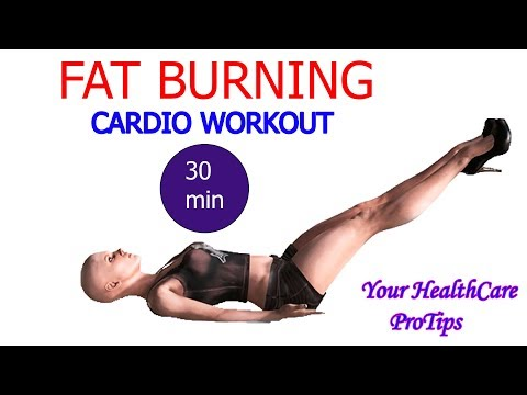Best Exercises to Lose Weight at Home-7 Minute Workout to Lose Weight Fast-Fat BurningCardioWorkout