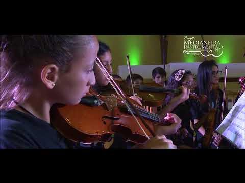 Show Medianeira Instrumental - Associação Orquestrando Arte