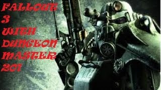 Lets Play Fallout 3 Ep51: last ingots and the rewards