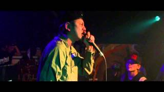 LIVE BULLET TV第1弾 3/4J-REXXX/SHADY/S.K/KURO