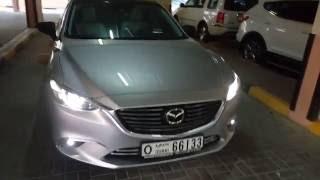 For Sale Mazda 6 2016 - UAE Dubai