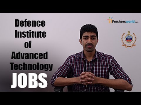DIAT- DEFENCE INSTITUTE Recruitment 2017– Defence Jobs At DIAT Exam Dates & Results- Employment News
