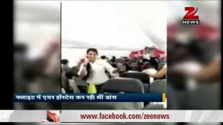 Mid-air Holi dance costs SpiceJet heavily; two pilots suspended