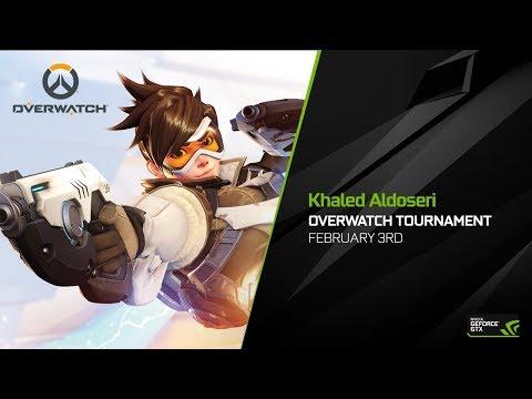 بث مباشر   بطولة Overwatch من DreamLand Bahrain بتعليق خالد الدوسري