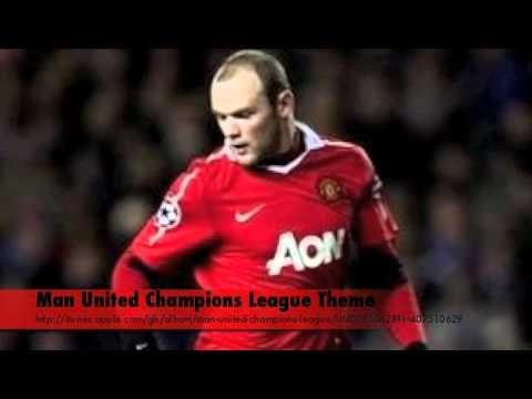 Man United Champions League theme 2010