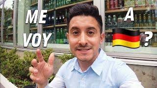 ¿Por qué fui a la Embajada de ALEMANIA? | Javo Kun