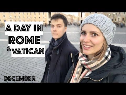 008 Day in ROME in December