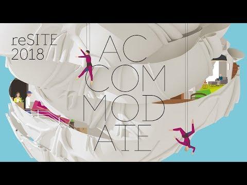 reSITE 2018 ACCOMMODATE