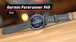 Garmin Forerunner 945: Smarte Sportuhr im Test