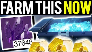 FARM THIS HURRY! YOU HAVE 1 WEEK AGAIN! - Destiny 2