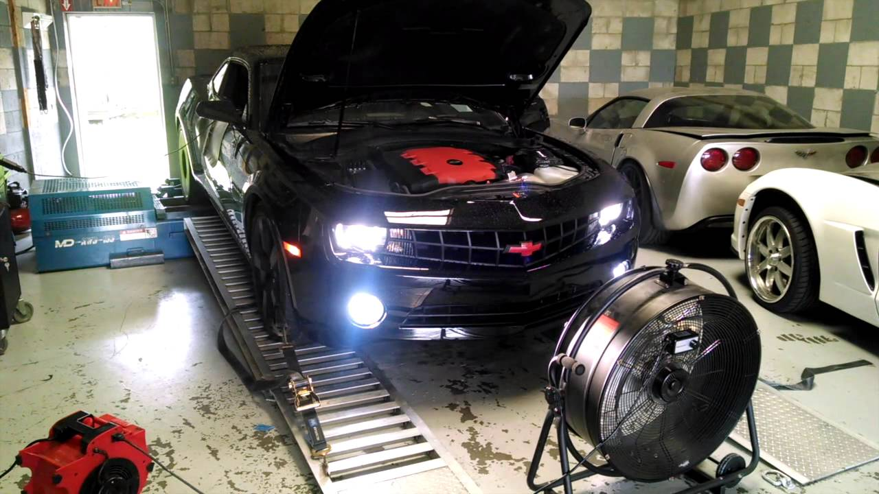2012 Camaro V6 Dyno Tune by Florida Speed and Power