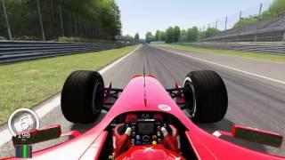 Assetto Corsa - How Fast is the Ferrari F2004? La Ferrari vs. F2004