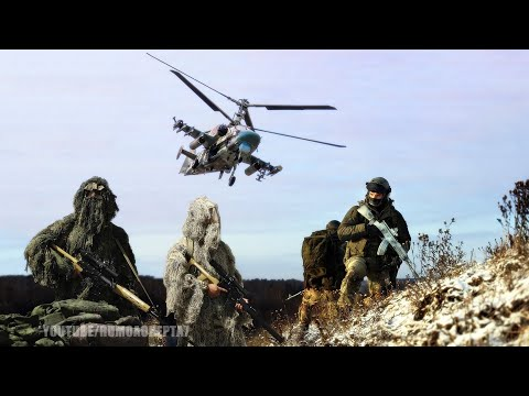 Russian Special Forces: