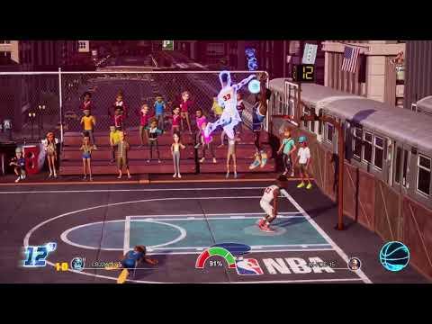 NBA 2K Playgrounds 2: No Defense Played |