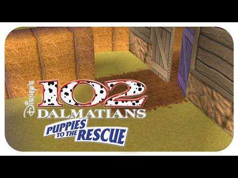 Barnyard - Disney's 102 Dalmatians: Puppies to the Rescue - 100% PS1 Walkthrough (12)