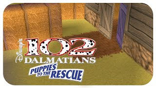 Скачать Barnyard Disney S 102 Dalmatians Puppies To The Rescue 100 PS1 Walkthrough 12