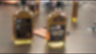 Rampas 23 botol arak beracun