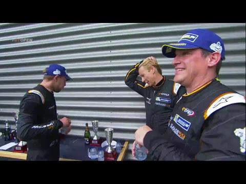 International GTOpen 2017 ROUND 2 BELGIUM - Spa Race 2 ENGLISH