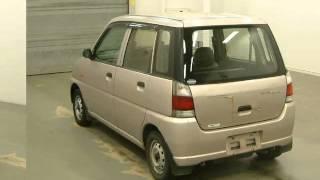 2002 Subaru PLEO RV1