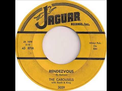 Rendezvous / Drive In Movie-Carousels-'59-Jaguar 3029