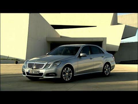 Fahrbericht Mercedes E-Klasse