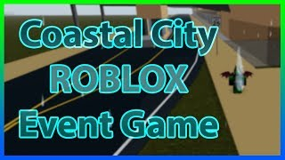 Coastal City | Roblox LiveOps / Developer Events | This Week on Roblox Event