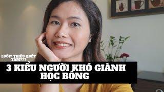 3 KIỂU NGƯỜI KHÓ GIÀNH HỌC BỔNG | Scholarship 101 | HannahEd #hocbong #scholarship #duhoc