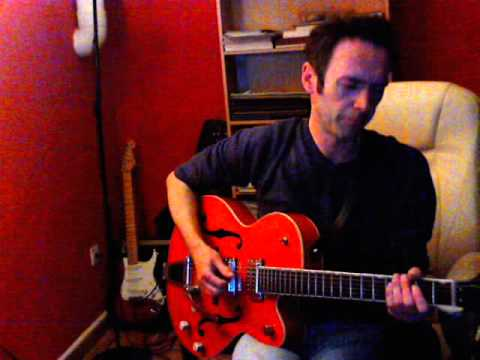 Guitar Bcking Track Stray Cats