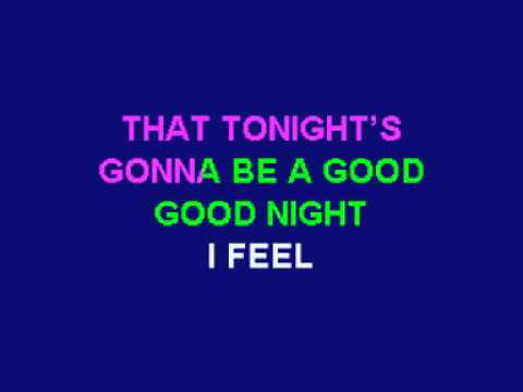 Black Eyed Peas - I Gotta Feeling Karaoke.mpg