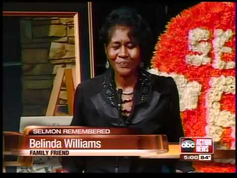 Thousands came to say goodbye to Lee Roy Selmon