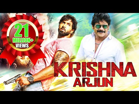 Krishna Arjun (2016) HD Full Hindi Movie | Nagarjuna, Manchu Vishnu | Hindi Movies 2016 Full Movie videó letöltés