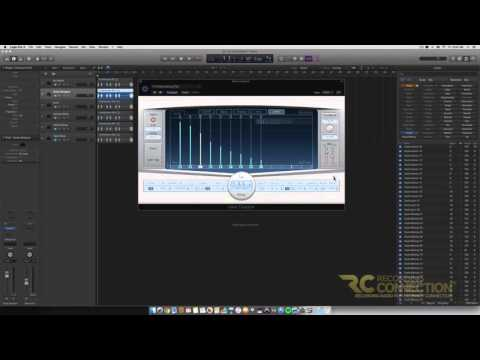 Recording Connection - Delay Effects in Logic Pro X