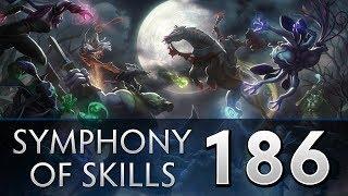 Dota 2 Symphony of Skills 186