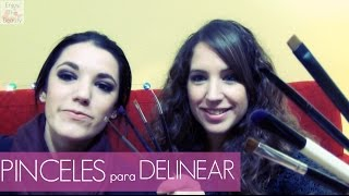 MakeUp | Pinceles para delinear Thumbnail