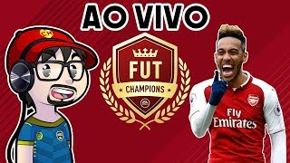 🔴 FIFA 19 | ULTIMATE TEAM ONLINE | WEEKEND LEAGUE | DIVISION RIVALS | RAGE AO VIVO
