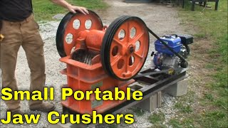 mbmmllc com small jaw crushers for mining or concrete demolition recycling