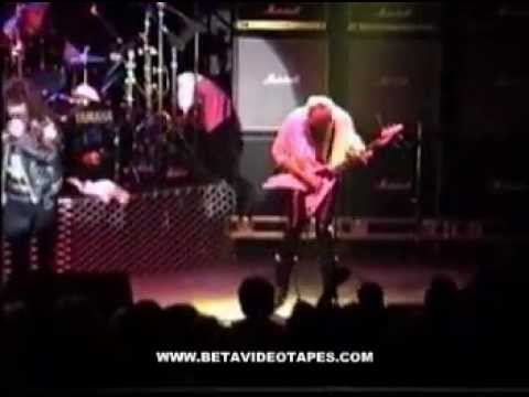 MSG MICHAEL SCHENKER GROUP DALLAS,TEXAS MAY 19th,1990  FULL SHOW