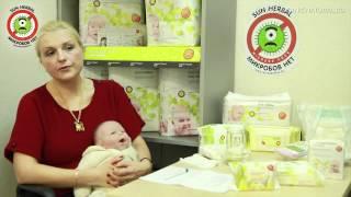 Гигиена новорожденного - уши, глаза, нос, кожа