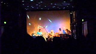 Steaming Satellites - Nothing's For Free - acoustic - Schikaneder, Wien, 2012-05-17