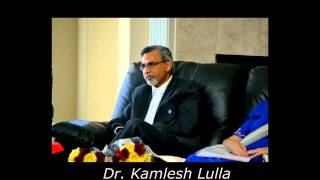 Chief Scientist and Research Director, NASA: Dr. Kamlesh Lulla @ Amalthea 2013, IIT Gn