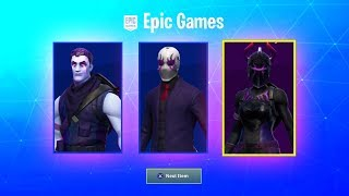 How To Get DARK LEGENDS BUNDLE (GAMEPLAY LEAKED) Fortnite NEW Starter Pack 9 Skins RELEASE DATE