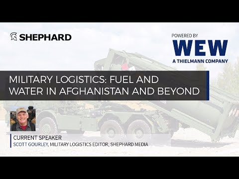 Military Logistics: Fuel and Water in Afghanistan and Beyond