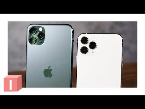 IPhone 11 Pro Max- Распаковка и реакция