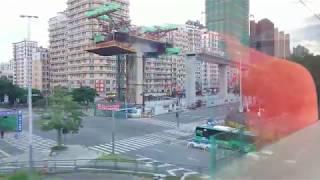 廣深港高鐵(香港段)開通首發列車 - 深圳北站 → 香港西九龍站 [左側車窗]